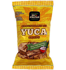 Yucca chips